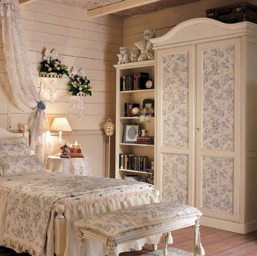 мебель для спальни в стиле прованс 8