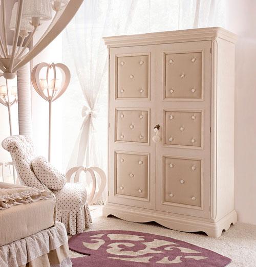 мебель для спальни в стиле прованс 9