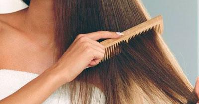 как правильно расчесывать мокрые волосы 1