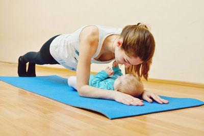 восстановление мышц тазового дна после родов упражнения
