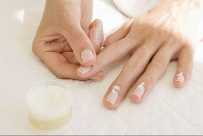 массаж для востановления ногтей после родов