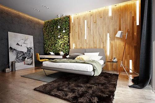 интерьер спальни в современном стиле 4