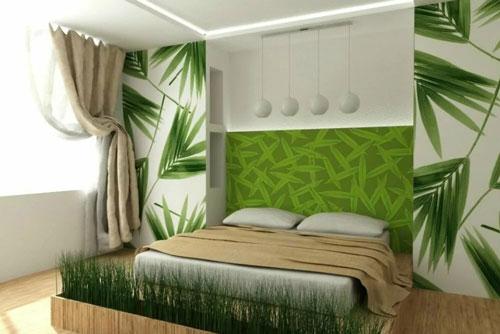 интерьер спальни в современном стиле 3