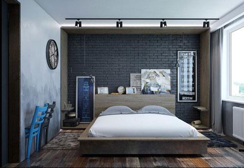 спальня дизайн интерьера в современном стиле фото 5