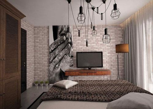 спальня дизайн интерьера в современном стиле фото