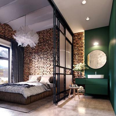 спальня дизайн интерьера в современном стиле фото 2