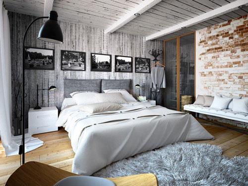 спальня дизайн интерьера в современном стиле фото 3
