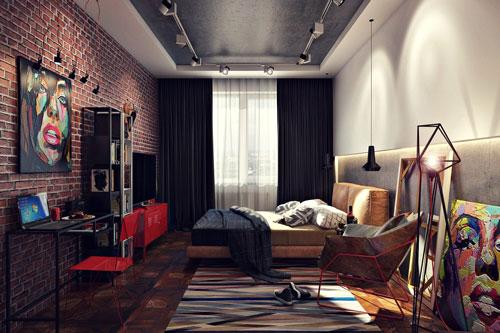спальня дизайн интерьера в современном стиле фото 4