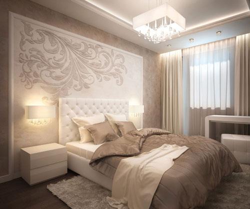 интерьер спальни в современном стиле фото 2