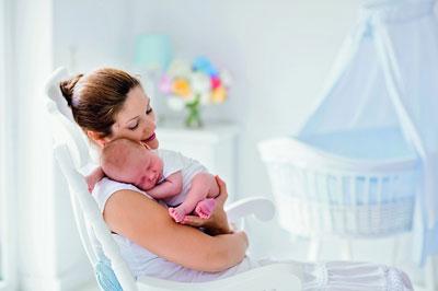 плачу после родов каждый день