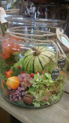 идеи поделок на тему осень для взрослых и детей 10