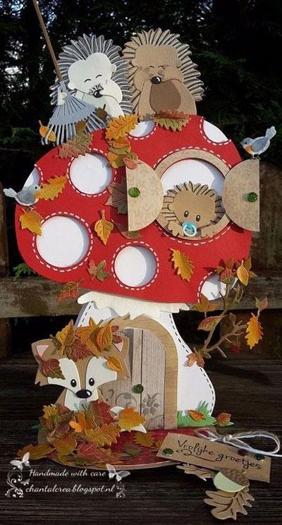 идеи поделок на тему осень для взрослых и детей 2