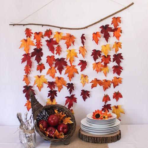 фото поделок на тему осень