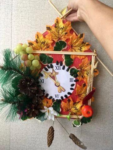 Идеи поделок на тему осень для детей 2