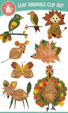апликации на тему осень