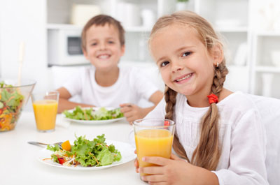 полезные привычки для здоровья детей