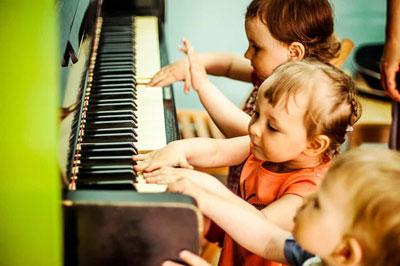 развитие музыкального слуха у детей в 3-4 года