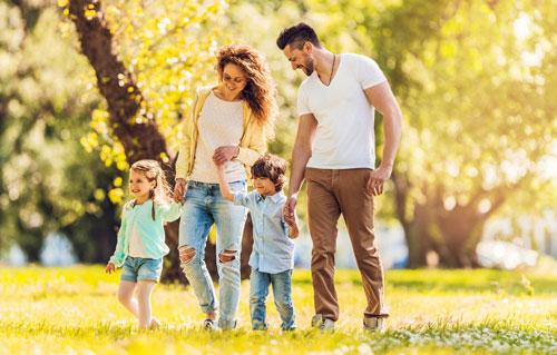 Красивые и трогательные стихи про семью