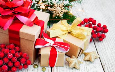 новогодние подарки для настроения