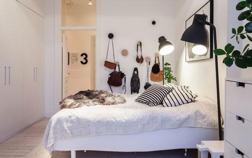 фото интерьера спальни в скандинавском стиле 5