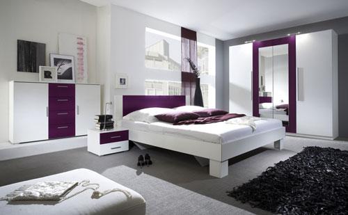 спальни в стиле модерн в светлых тонах 15