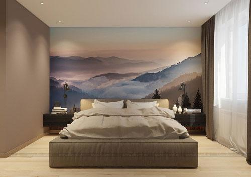 спальня в стиле модерн фото 3