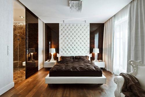 Спальня в стиле модерн 4