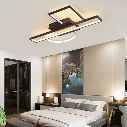 светильники для спальни в стиле модерн фото 3