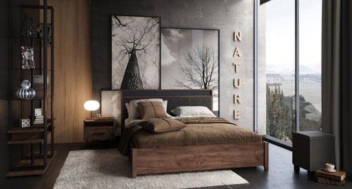 светильники для спальни в стиле модерн 5