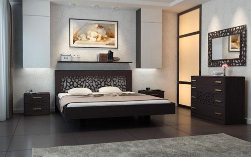 светильники для спальни в стиле модерн 3