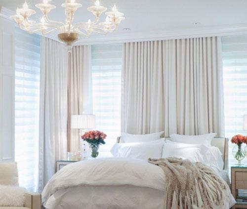 светлая спальня в стиле модерн 4