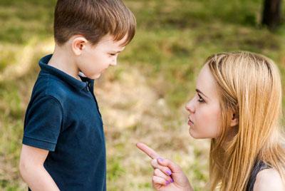 Воспитание мальчика маме одиночке