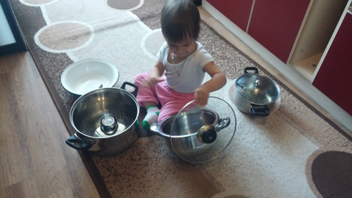 простые игры для ребенка дома