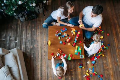 Дети и родители на дистанционке 4