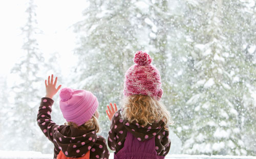 Короткие стихи про зиму для детей