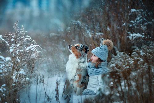 Короткие стихи про зиму для детей 4-5 лет
