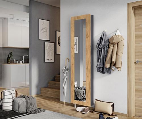 шкаф для хранения в коридор