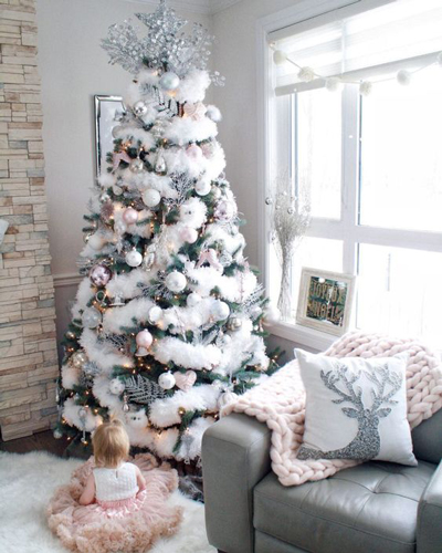 Красивые елки на Новый год 3