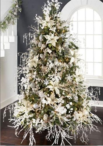 Красивые елки на Новый год