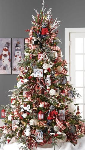 Как красиво украсить елку на Новый год 3