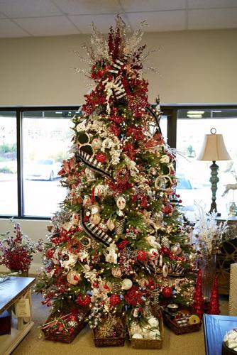 Как красиво украсить елку на Новый год 1