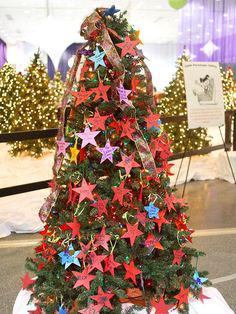 Идеи как красиво и оригинально украсить елку на Новый год 8