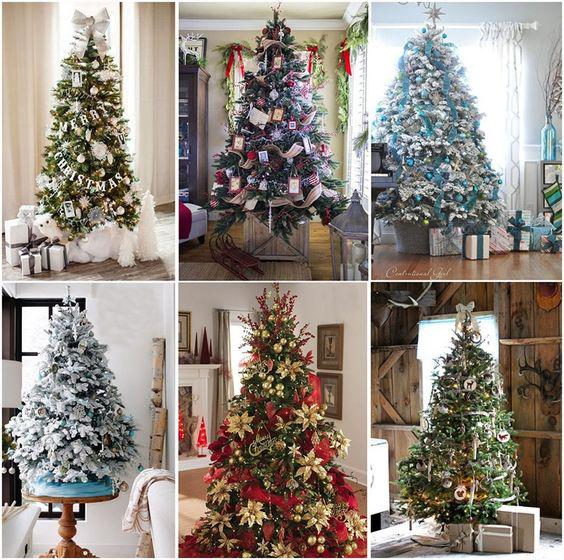 Идеи как красиво и оригинально украсить елку на Новый год 1