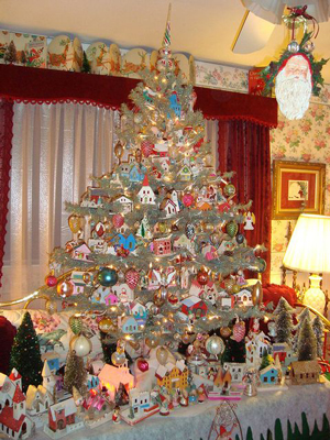 Красивые елки на Новый год 21