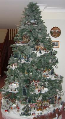 Красивые елки на Новый год 6