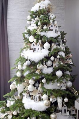 Красивые елки на Новый год 5