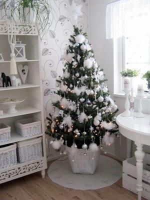 Красивые елки на Новый год 4