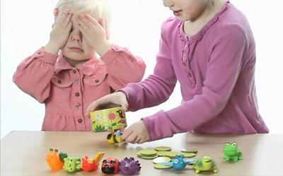 дидактические игры на развитие памяти у дошкольников