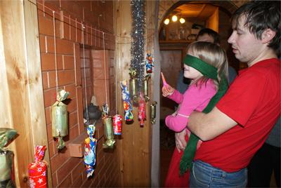 Интересные конкурсы на Новый год для детей 4-5 лет