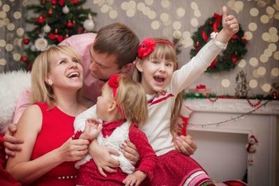 Интересные конкурсы на Новый год для детей 5 лет